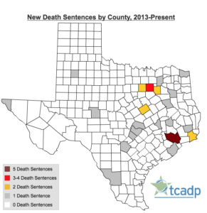 Death Penalty at the County Level – TCADP
