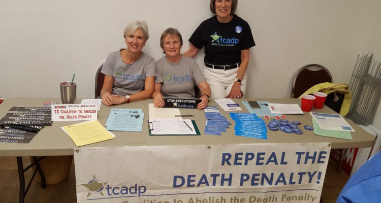 TCADP – Texas Coalition to Abolish the Death Penalty